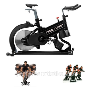 realryder abf8 spinning bicycle