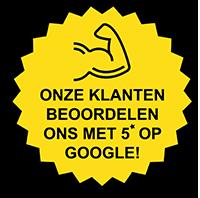 Label google reviews